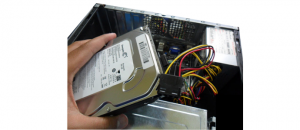 come montare hdd ssd