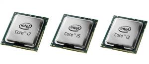Selezione di CPU Intel