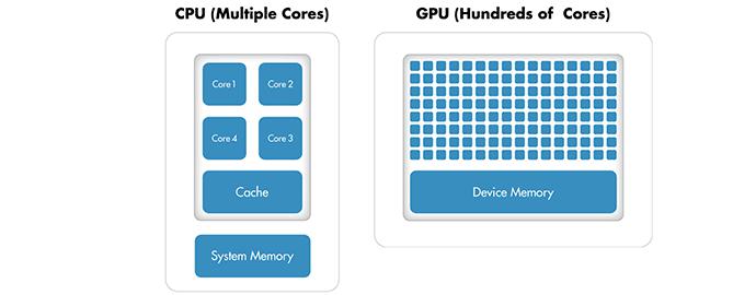 grafica processore