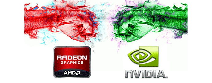 nvidia vs amd grafica