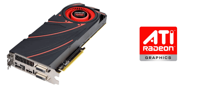 schede video ati radeon