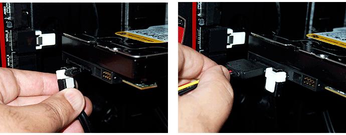 installare hard disk ssd
