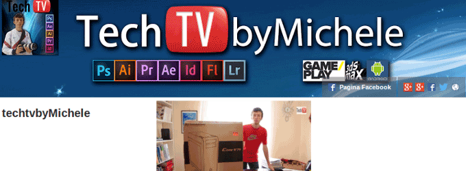 techtvbyMichele
