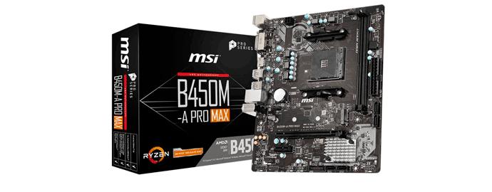 B450M-A Pro Max