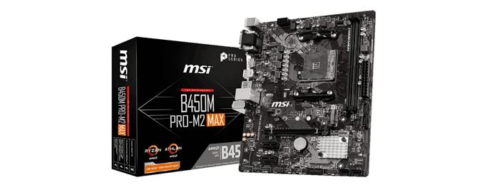 b450 Pro-M2 max