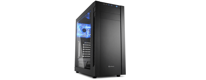 case Sharkoon S25-W