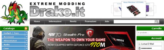 Migliori siti acquisto componenti pc online door of gaming for Siti acquisto mobili online