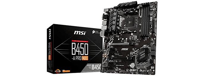 B450 A Pro max