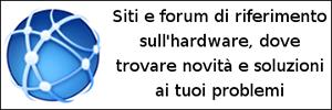 Siti e forum utili
