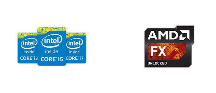 miglior processore intel amd