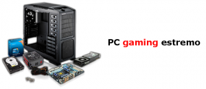 Assemblare PC Gaming Estremo