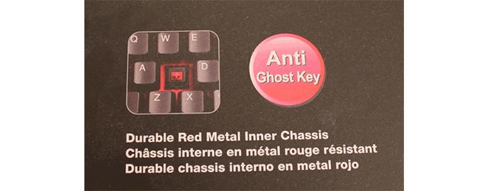 antoghost keyboard