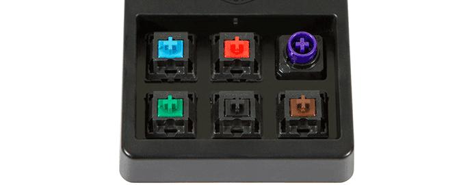 switch tastiera