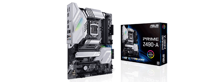 asus Z490-A