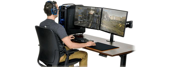 Le migliori scrivanie per pc gaming ufficio for Scrivanie per computer mondo convenienza