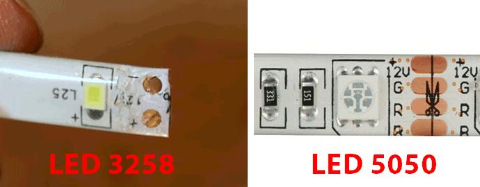 led 3258 5050