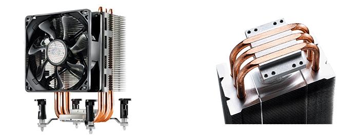 dissipatore aria cooler master tx3