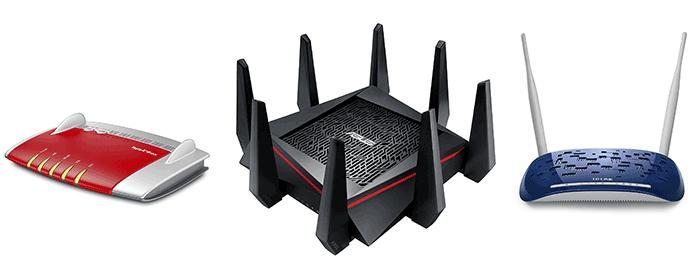 modem router scegliere