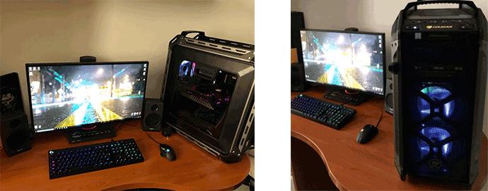 computer assemblato alessio