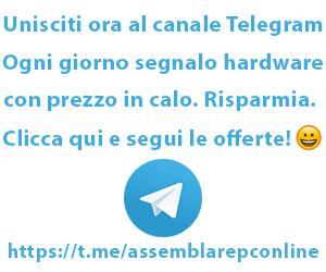 Unisciti ora al canale Telegram