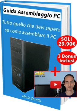 Acquista ora l'Ebook + Video e ricevi 3 Bonus inclusi!