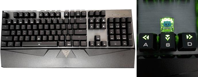 tasti tastiera meccanica