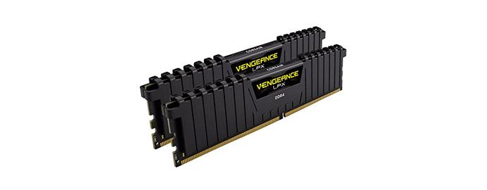 Ram corsair 32GB 3200MHz