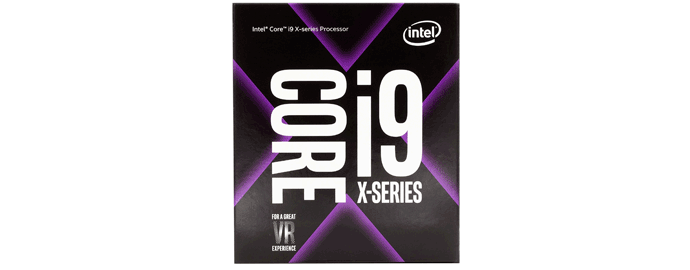 intel core i9 9960X workstation
