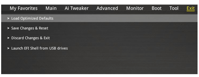 default setting