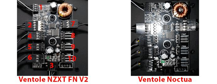 fan hub nzxt h440