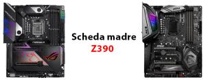 Migliore scheda madre Z390