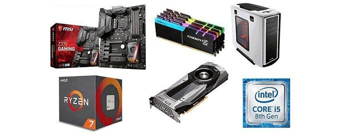 Come scegliere componenti PC