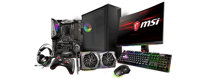 componenti pc gaming