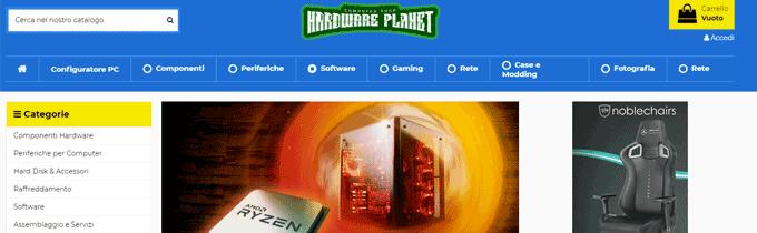 hardware planet