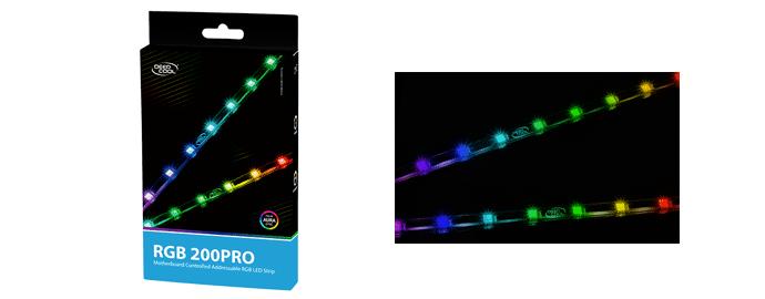 DeepCool RGB 200Pro