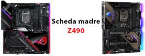 Migliore scheda madre Z490