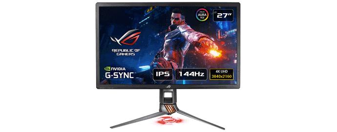 monitor 4k 144hz