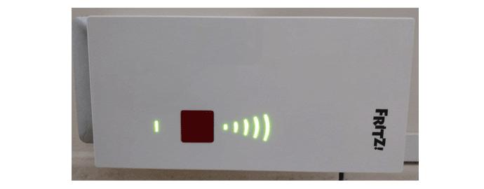 configurazione wireless avm