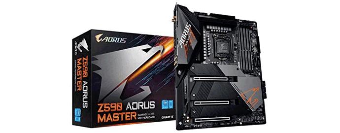 gigabyte Aorus Master z590