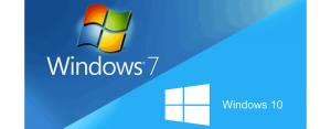 Aggiornare Windows 7, 8.1 a Windows 10