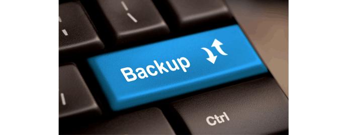 backup dati pc