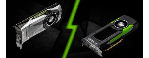Differenze GeForce Quadro Titan