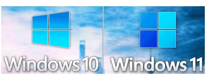 differenze windows 10 11